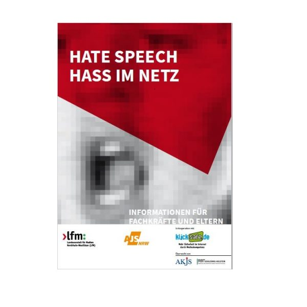 Titel Hate Speech – Hass im Netz