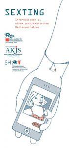 Sexting - Informationsflyer für Elter und pädagogische Fachkräfte