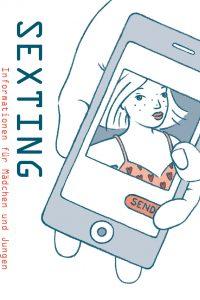 Sexting-Informationsflyer für ältere Kinder und Jugendliche