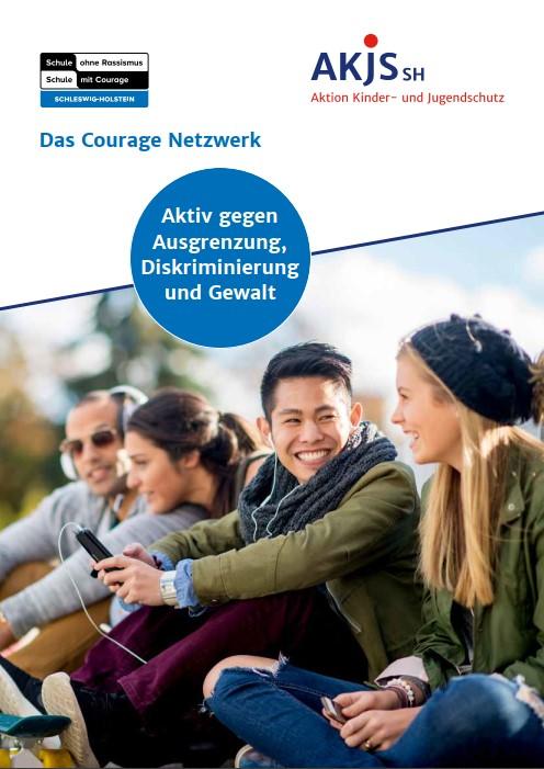 Das Courage Netzwerk