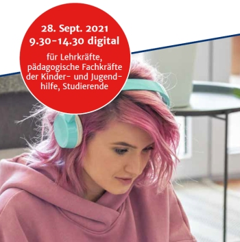 Fachtagung: Mediale Gefahren für Demokratie – digitale Chancen nutzen, Online: 28.09.2021, 09:30 bis 14:00